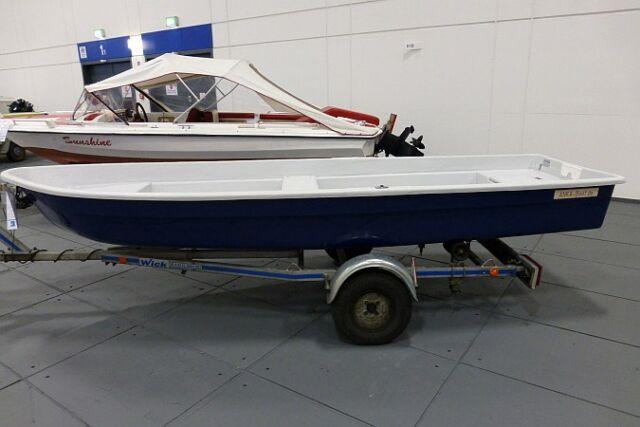 Anka Ruderboot