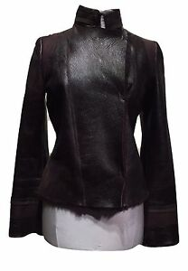 JOSEPH-BROWN-SHEARLING-LEATHER-JACKET-M-1250