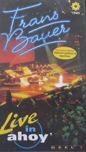 FRANS-BAUER-LIVE-IN-AHOY-DEEL-1-VHS