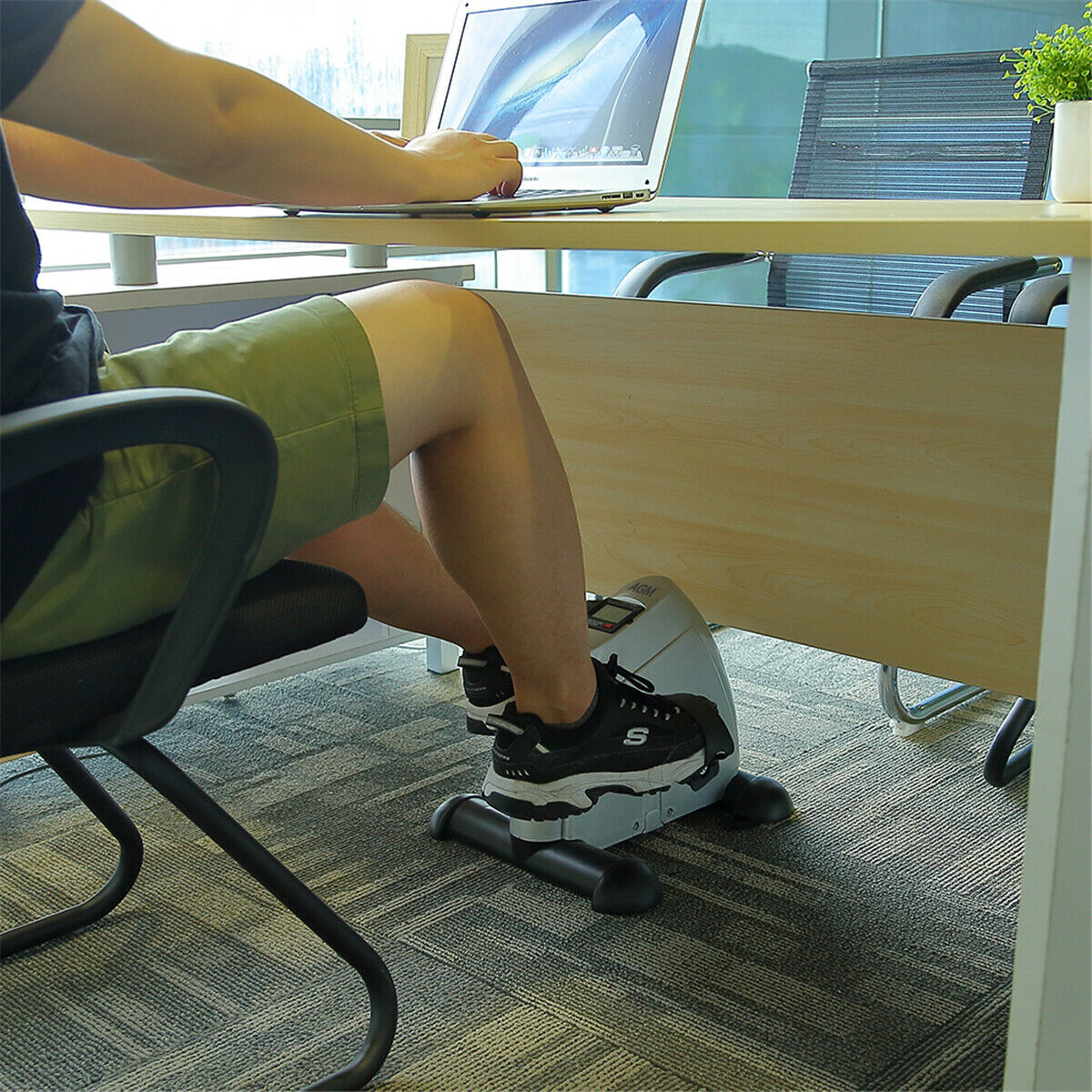 Digital LCD Resistance for Leg and Exerciser