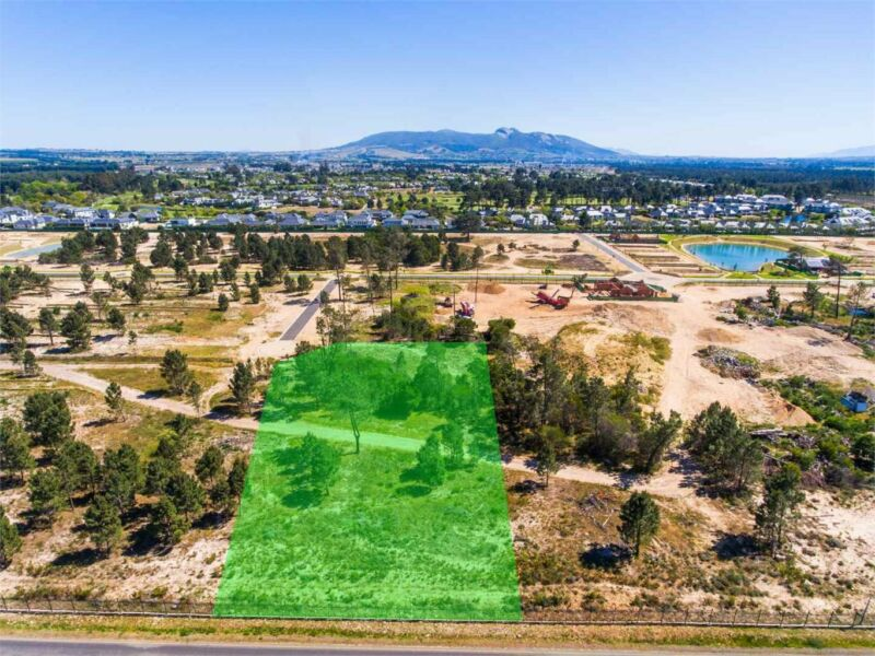 Private Vacant stand available on Val de Vie Estate