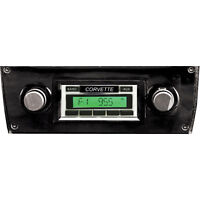 1977, 1978, 1979, 1980, 1981, 1982 Corvette Radio, Usa-230, Classic Car Radio