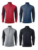 Reebok - Men's Cross Sport Pullover, Size S-3xl, 4xl, 5xl, Soccer, Golf Jacket
