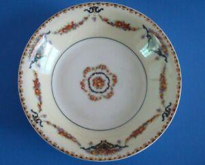 VTG-Antique-Theodore-Haviland-Limoges-France-POMONA-Berry-Dessert-Sauce-Bowl
