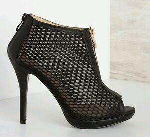 Ladies-peep-toe-shoes-size-7-new