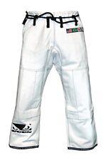 Bad Boy RipStop BJJ Gi Pants WHITE A2, rip stop, Brazilian Jiu Jitsu, Gracie