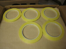 5 3m Polyester Film Electrical Tape 56 Thermosetting Rubber Adhesive 025