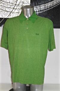 adbd3da0567 joli polo vert à manches courtes HUGO BOSS taille XL EXCELLENT ÉTAT ...