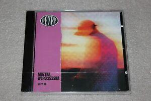 Pezet-Muzyka-Wspo-czesna-CD-NEW-amp-SEALED