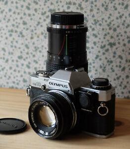 Appareil Photo Olympus OM 10: un concentré de technologie