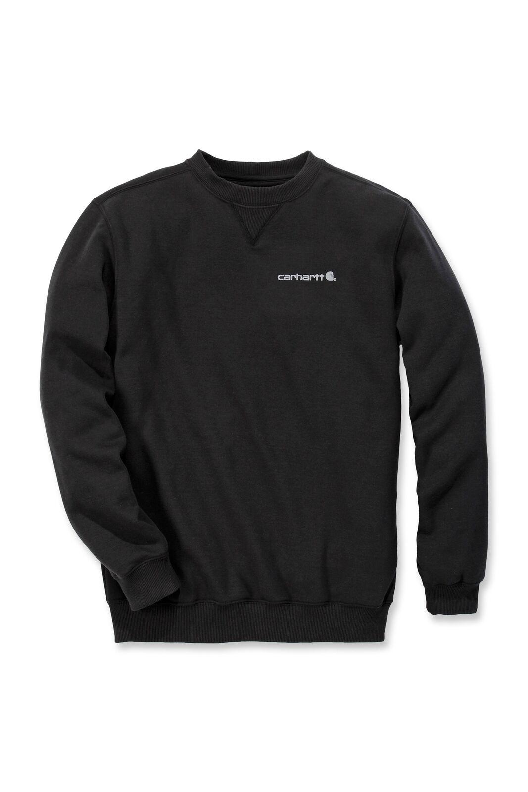 CARHARTT Uomo Sweater Graphic Pullover Maglione Maglione Maglione girocollo // S M L XL XXL // NUOVO 6b4d20