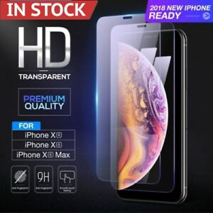 Case-Friendly-9H-Tempered-Glass-Screen-Protector-for-iPhone-XS-MAX-6-5-034-XR-6-1-034
