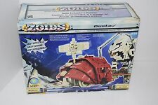 Hasbro ZOIDS GUSTAV #025 Action Figure Model Kit 1/72 New In Box