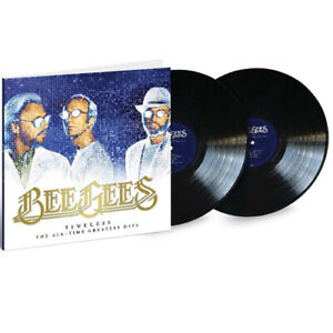 The-Bee-Gees-Timeless-The-All-time-Greatest-Hits-VINYL-12-034-Album-2-discs
