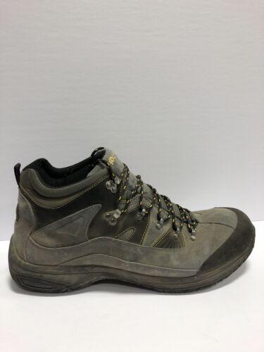 Dunham Men's Cloud, Waterproof Hiking Boots-Grey,