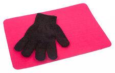 Heat Resistant Glove & Heat proof Mat For GHD & Cloud 9 Hair Wands Tongs  P
