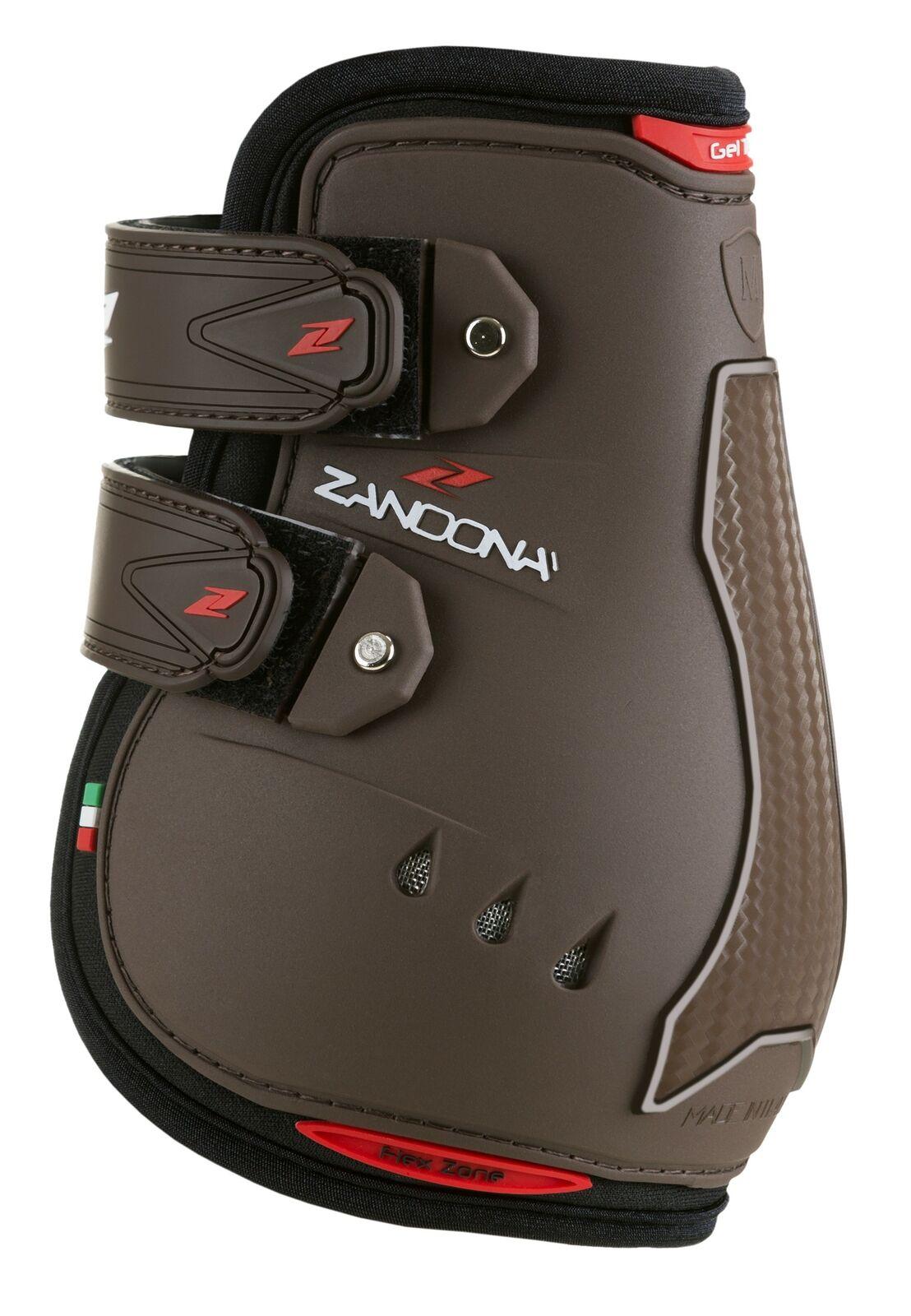 ZANDONA voiturebone Air Active Fit Velcro De Boulet de, marron
