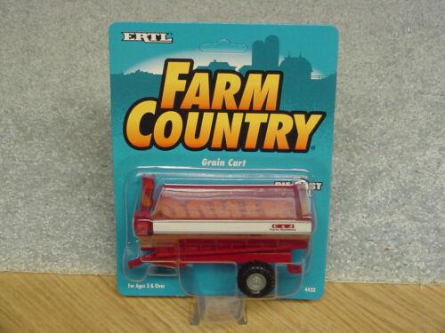 ERTL 1//64 C /& J FARM COUNTRY GRAIN CART NIP