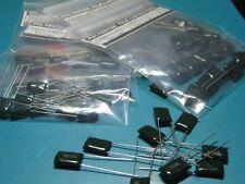 30 Values 220pf470nf 560pcs Dip Polyester Poly Film Capacitors Assortment Kit