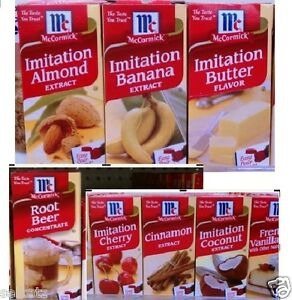 McCormick-Pure-Imitation-Extracts-Flavoring-Pick-One