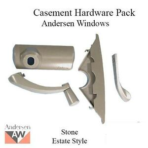 Andersen windows classic hardware pack enhanced casement for Andersen windows r value