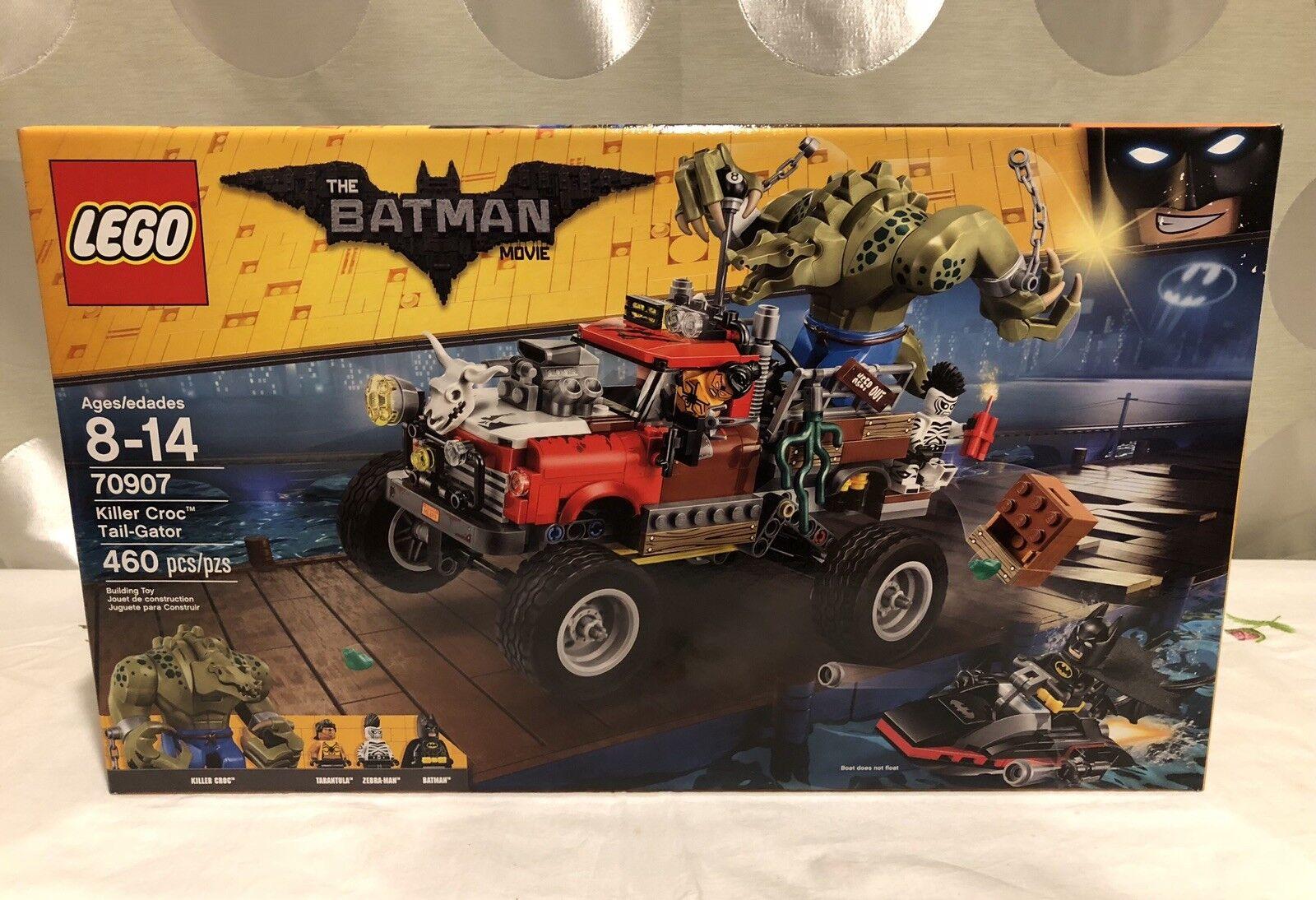 LEGO BAThomme Killer Croc  queue-Gator 70907  font des activités d'escompte