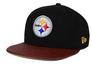 RETRO-New-Era-Pittsburgh-Steelers-NFL-034-Super-Bowl-X-034-Snapback-Cap-NEW-w-TAGS