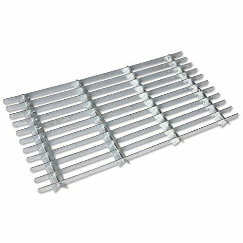 Metal Grill Galvanised Steel Doormat Outdoor Garden Entrance Front Door Mats UK
