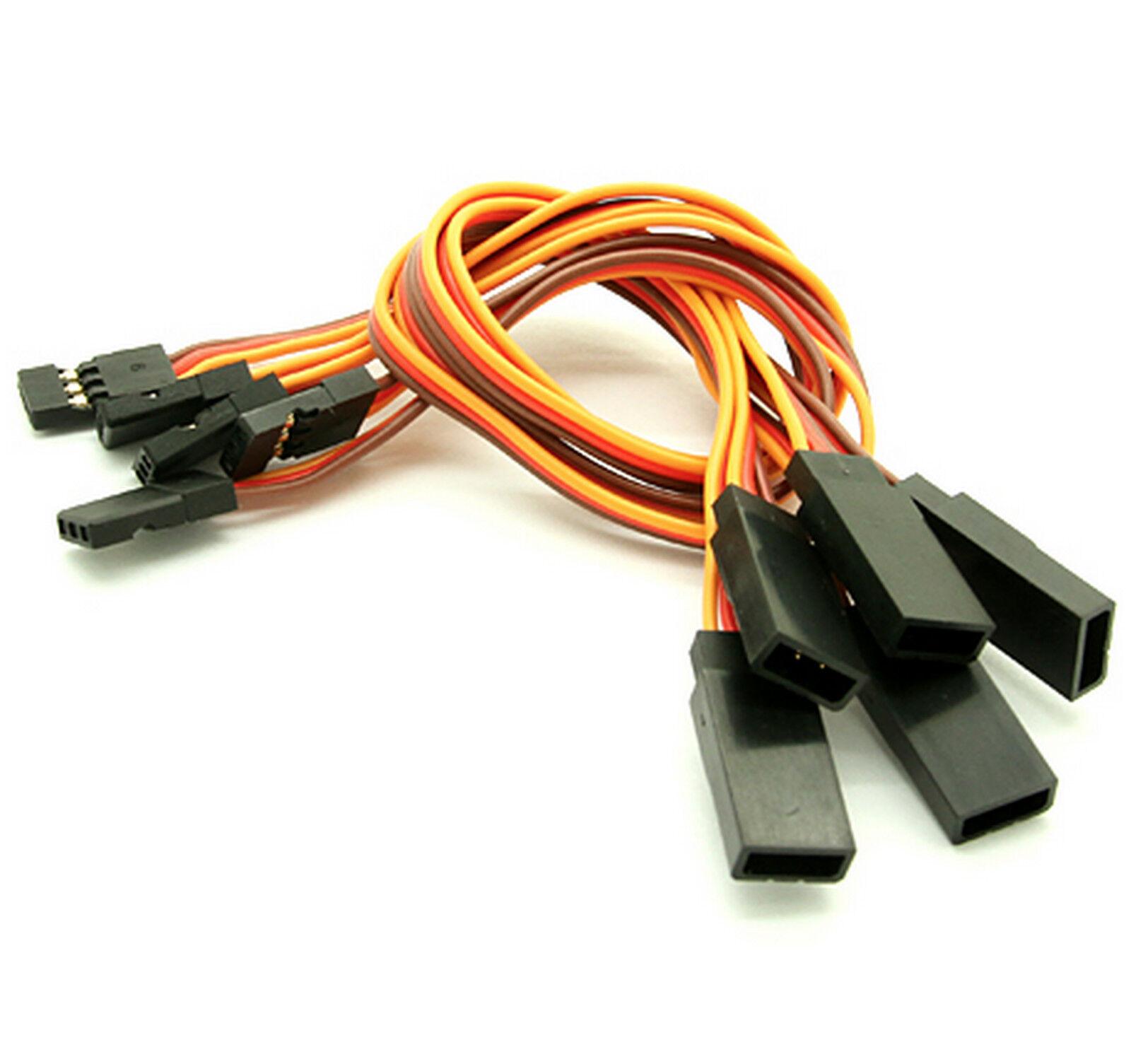20 servokabel alargador 30cm cable prórroga jr grispner Robbe 26awg