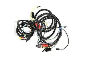 67 mustang gt headlight wiring harness w/o tach   ebay  ebay