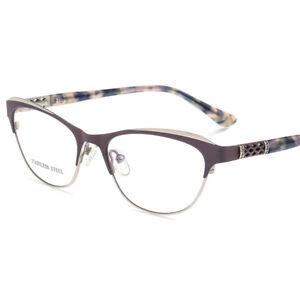 269a864d8e Retro Fashion Women Eyeglass Frames Full Rim Glasses Frame Eyewear ...
