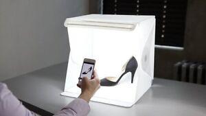 Portable Photo Studio Kit Mini Box Light Room Camera Photography Lighting Tent