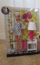 Barbie Doll NIB Jonathan Adler Mattel 50th Anniversary Collectors Pink Label