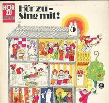 Hör Zu Sing mit Party 5 (1976) [LP]