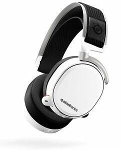 SteelSeries Arctis Pro 61474 Dual 2.4G Headset Certified Refurbished