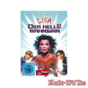 LISA-Der-helle-Wahnsinn-DVD-Kelly-LeBrock-Anthony-Michael-Hall-Neu-OVP