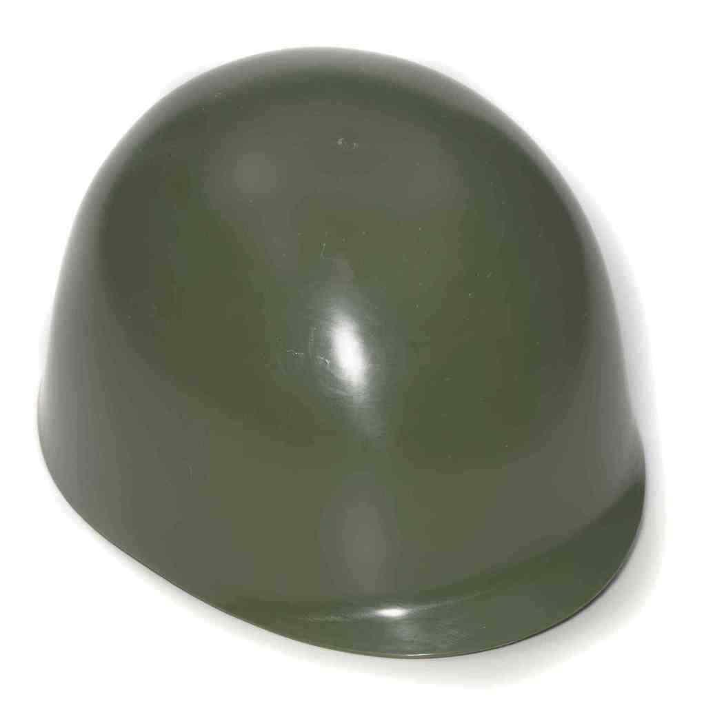Deluxe Grün Armee Helm Hut Kostüm Zubehör