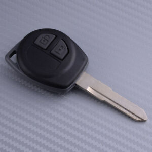 2Buttons Car Key Fob Case Shell Replacement Remote Cover Fit for SUZUKI Vitara