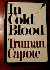 In Cold Blood by Truman Capote 1965 First Edition First Printing