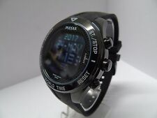 PULSAR by SEIKO PQ2041X1 *WORLD TIME* ALARM *STOPWATCH* EX-DISPLAY RRP £189