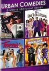 4 Urban Comedies R1 DVD Cb4 Trippin How to Be a Player Undercover Brother