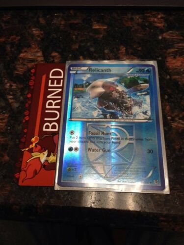 Pokemon Card Game Status Markers Poison Burn Confused EX-Art Darkrai Mega Mewtwo
