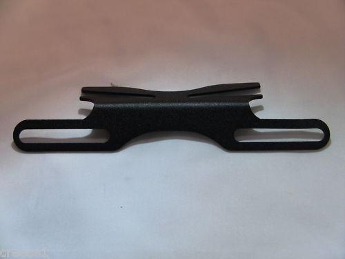 SUZUKI GSXR 600 750 1000 SMALL FENDER ELIMINATOR TAIL TIDY BLACK NTS