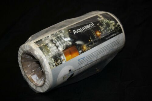 Aquasol ASW-35//R-9 Water Soluble Paper 9 in Roll x 165 Ft