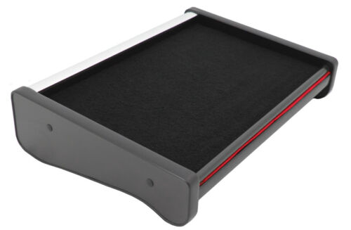 Truck Table Vauxhall Movano B from 2009 Velour Black Red Chrom