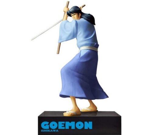 LUPIN III GOEMON ISHIKAWA FIGURE MAI APERTO IN VERSIONE ORIGINALE BANDAI NUOVO