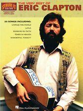 Eric Clapton Timepieces Sheet Music Guitar Tablature NEW 000694873