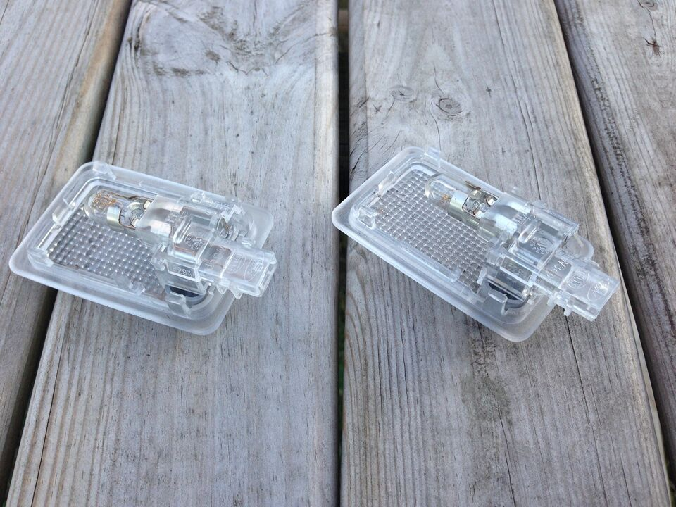 Lygter, baggrundslys; lys i solbeskyttelses, Ford Mondeo