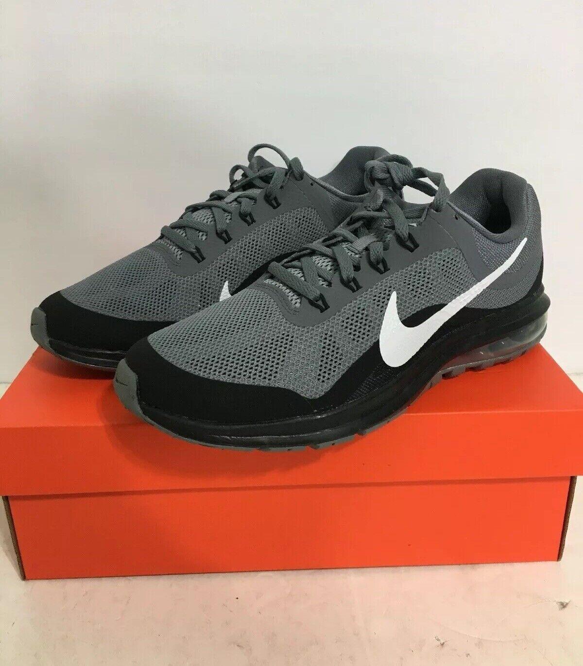 Nike Air Max Dynasty 2 Running Mens shoes Cool Grey Black 852430-006 Sz 9