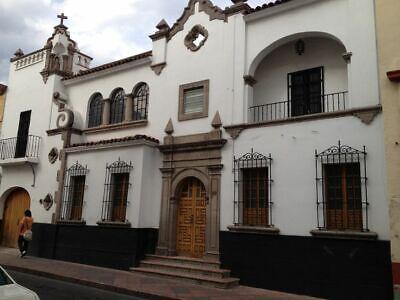 OPORTUNIDAD VENTA HOTEL-Centro Histórico Querétaro